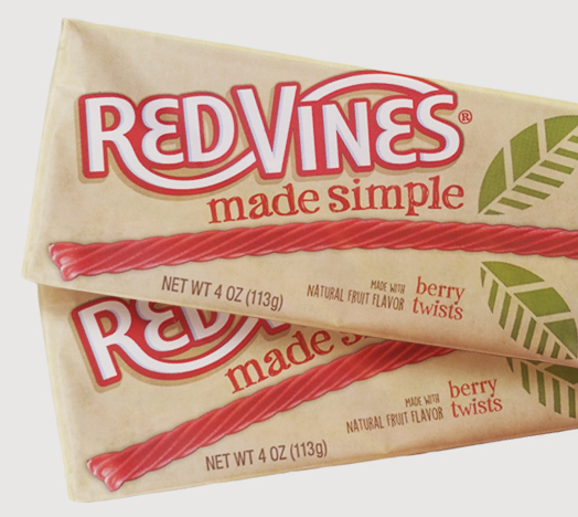 Red Vines background