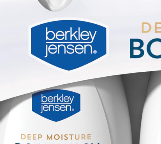 Berkley Jensen Packaging background