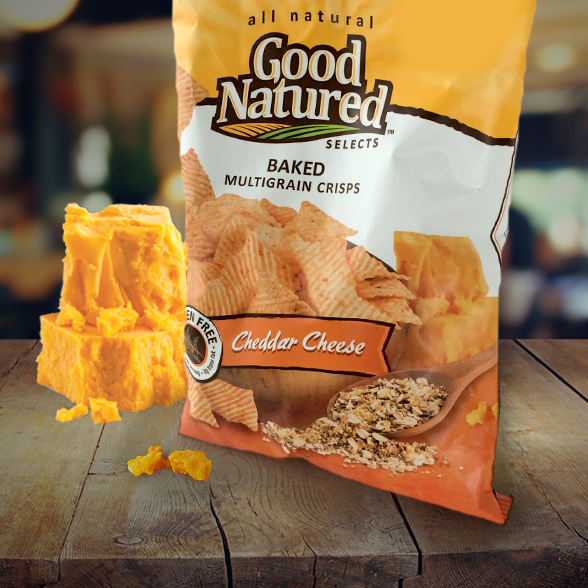 Good Nature Packaging & POP background